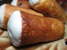 Ромовая баба -- вкусный десерт - YouTube