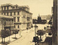 Old Athens Photos Ermou Street. Back to Old Athens Photos