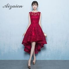 Bride Wedding Cheongsam Red 2017 Fashion Before Long After Short Evening  Suknie w stylu orientalnym Chinese cdc506b923f2