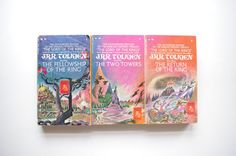 The Lord of the Rings Boxset J.R.R. by ThisCharmingManCave