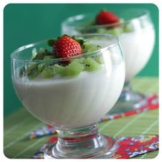 Usar Agar Agar em vez de gelatina | Agar agar as gelatin substitute