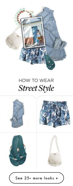 """Street  style"" by janemichaud-ipod on Polyvore featuring J.Crew and Billabong"