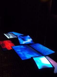 Video Installation by Udo Rathke