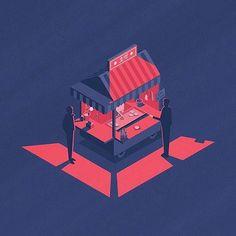 By @coen_pohl_design -  #호떡  Tag #designarf to featured! . #design #designer…