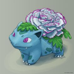 picture of Welcome Spring with These Blooming Bulbasaurs! 7