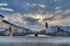 Gothenburg city by Fredrik Sundqvist, via Flickr