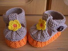 #BaiduImage receita de sapatinhos de trico - passo a passo_Pesquisa do Baidu
