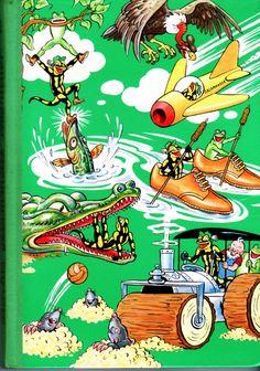 Lurchi, der Salamander - ich habe die Figur geliebt...