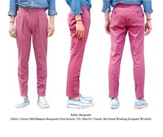 Rebel Red Cotton pants by TROUSER PUB made from south Korea by TROUSEROUB on Etsy https://www.etsy.com/listing/220065382/rebel-red-cotton-pants-by-trouser-pub