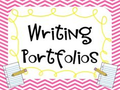The Writing Portfolios in high school was a big influence on being literate. The portfolio helped me improve my writing skills and techniques. While completing the different type of papers for the portfolio, I learned that I was actually a better writer than I thought I was. The writing portfolio really helped me as a writer to express myself on paper even though I didn't believe ibwas a good writer.