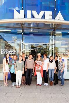 Nivea Blogger Workshop in Hamburg [Event Time]