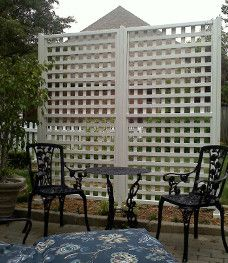 Extending Fence Height With Trellis Ideas. | Landscaping | Pinterest |  Fences, Plants And Gardens