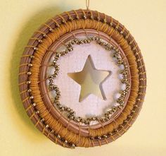 Handcrafted Christmas Holiday Ornament by OneOfAKindsByJaime