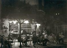 Horacio Coppola, Rivadavia esquina Misiones, Buenos Aires, 1936