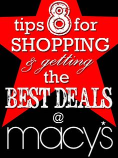 8 Tips for Shopping & Getting the Best Deals at Macy's - Fashion Finds on a Dime