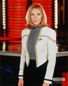 Beverly Crusher in STAR TREK: INSURRECTION (1998).