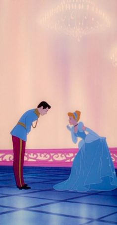 Cinderella First Meets Prince Charming Disney Pixar, Disney And Dreamworks, Disney Animation, Disney Art, Walt Disney, Disney Characters, Cinderella Prince, Cinderella And Prince Charming, Cinderella Disney