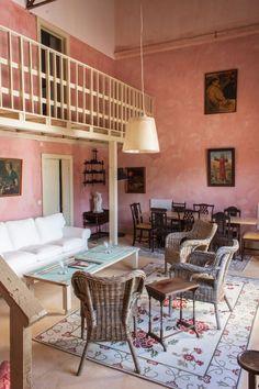 portugal's pretty in pink .