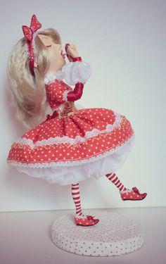 Natali Iunina Doll 30cm
