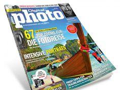 Die neue DigitalPHOTO 08/2015 ist ab sofort im Handel erhältlich.