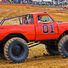 General Lee mans up