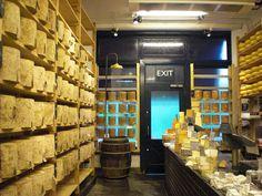 Best Cheese Shop Ever @ Borough Market, London