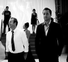 Danno and Steve
