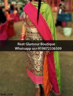 Marvelous Gray Floral Embroidered Punjabi Suit Product Code : Reet_s330 To Order, Call/Whats app On +919872336509 We Offer Huge Variety Of Punjabi Suits, Anarkali Suits, Lehenga Choli, Bridal Suits,Sari, Gowns Etc .We Can Also Design Any Suit Of Your Own Design And Any Color Combination.