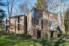 Louis Kahn's Fisher House On The Market for the First Time - House of the Day - Curbed National