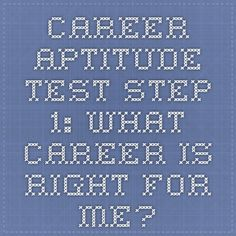 Help me find a career test?