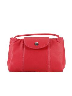 LONGCHAMP . #longchamp #bags #shoulder bags #leather #