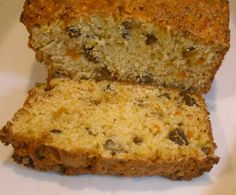 Kumquat Pecan Bread - Try with Loquats and Almond or Coconut Flour instead.