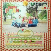 A Project by stacey kingman from our Scrapbooking Gallery originally submitted 08/10/12 at 06:53 PM
