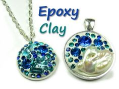 My Beads - Gemstone Beads, semi precious beads::.: Epoxy / Crystal Clay