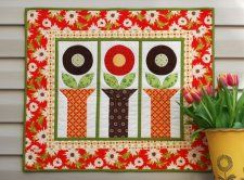 Free Quilt Patterns from http://www.freequiltpatterns.info/