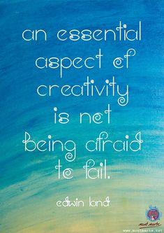 Art Quote by Edwin Land www.montmarte.net