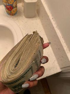 Money On My Mind, My Money, How To Get Money, Money Girl, Money Bags, Badass Aesthetic, Bad Girl Aesthetic, Money Pictures, Money Stacks