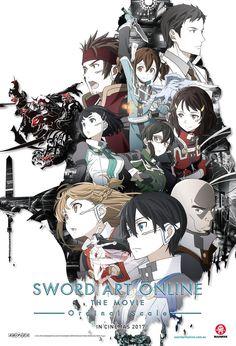 SWORD ART ONLINE The movie. -Ordinal Scale- NATIONWIDE Sword Art Online the movie. - (HD) - 2017 views · · Leafa Sword Art Online The movie.ml/movie-stream/s/sword-art-online-the-movie:-ordinal-scale. Otaku Anime, Manga Anime, Anime Body, Anime Pokemon, Sao Anime, Film Anime, Manga Art, Sword Art Online Kirito, Sword Art Online Movie