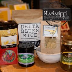 Have you bought for out-of-town friends and family? Buy Mississippi Made Gourmet Foods the entire family will enjoy. www.TheMississippiGiftCompany.com/gourmet-foods.aspx