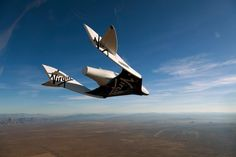 Virgin Galactic, scary, awesome: Dave