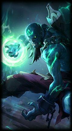 League of Legends- Zombie Ryze