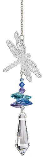 Woodstock Rainbow Maker Collection, Crystal Fantasy- Dragonfly
