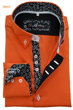 Orange Designer Shirt For Men Best Casual Shirts, Italian Shirts, African Shirts For Men, Classy Wear, Mens Designer Shirts, Casual Wear For Men, Business Shirts, Suspenders, Kids Shirts