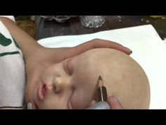 Ethnic Painting Series: Part 1| Painting an Ethnic Reborn Doll| Robin by Nikki Johnson - YouTube