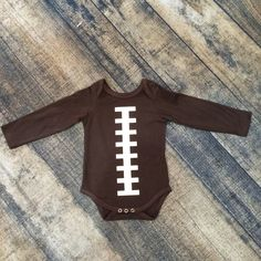 $10 football onesies!  Clover Cottage Located in Powell off Emory Rd @  1905 Depot Dr Powell TN 37849 865 357 8953