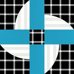 NOCTURNE - Antique Geometric Quilt Designs