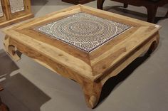 opium table