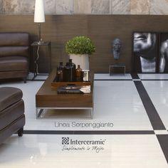 Usa la línea Serpenggianto para darle elegancia a tus espacios.