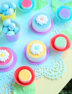 Chocolate covered Oreos at a Spring garden birthday party! See more party ideas at CatchMyParty.com!