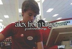Starting Alex from target trend on Pinterest  (: